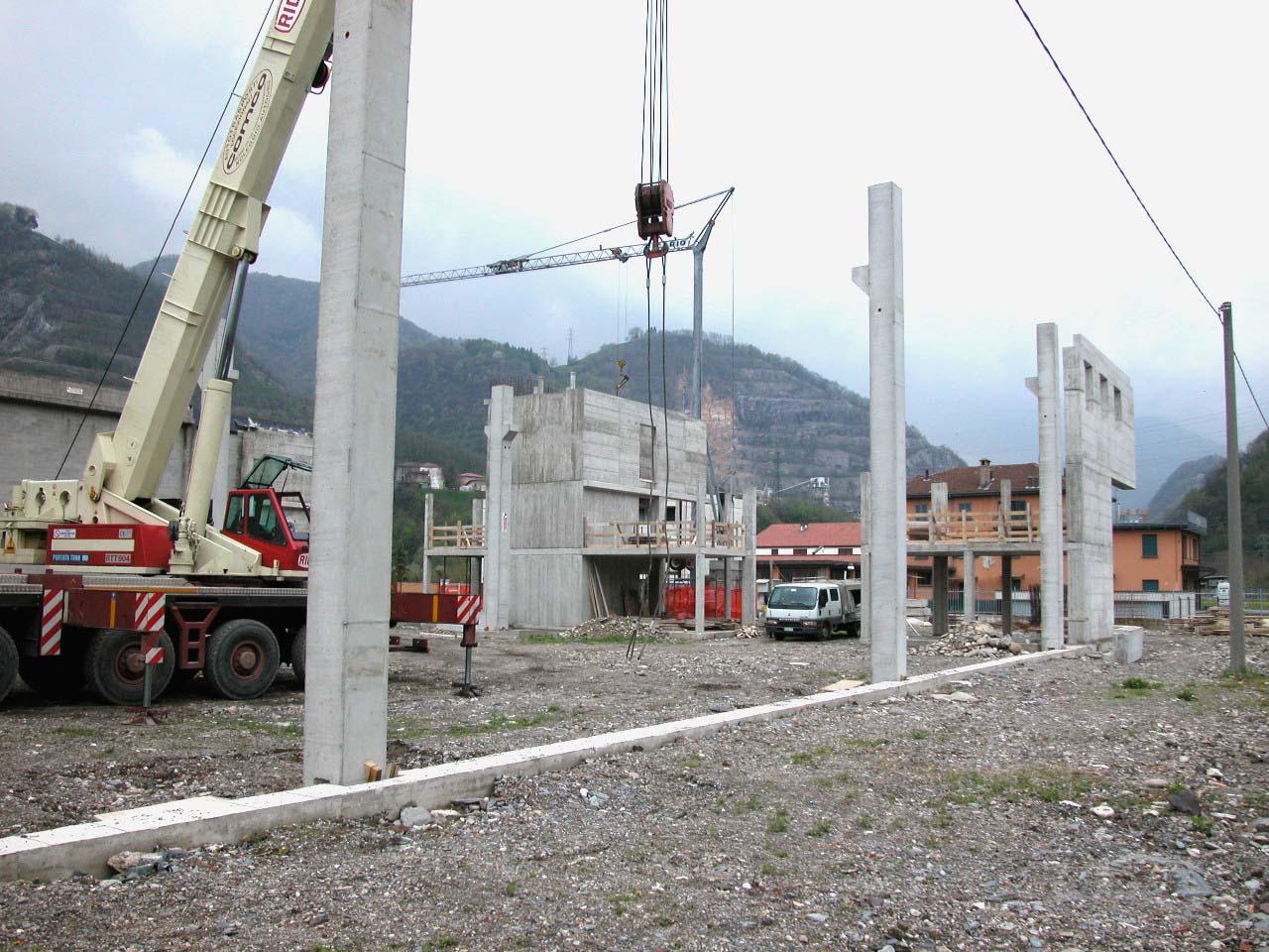 Impresa edile CERONI COSTRUZIONI Srl di Zogno (Bergamo)