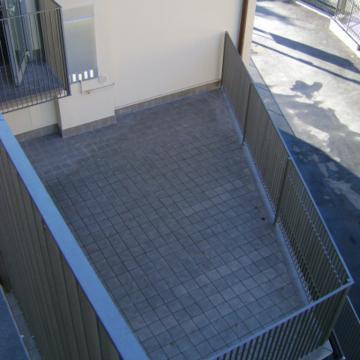 Appartamenti a Petosino: terrazza bilocale