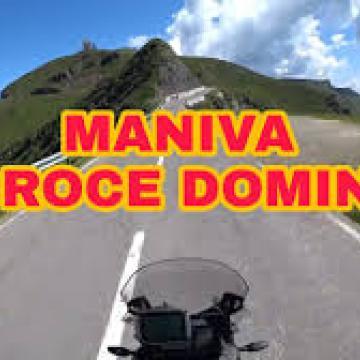 Maniva in moto