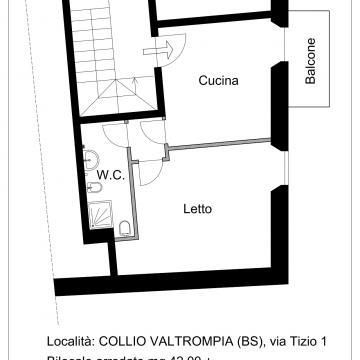 Appartamento a Collio V.T. (Bs)