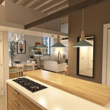 Rendering appartamento più grande_Ingresso