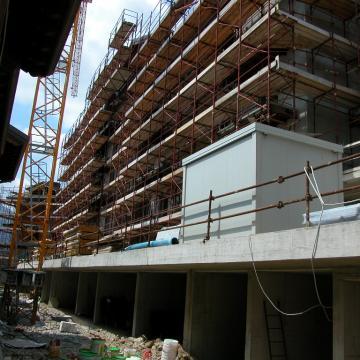 Progettazione strutturale Calcestruzzo_Intervento in Foppolo (Bg)