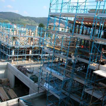 Progettazione strutturale Calcestruzzo_Intervento in Ranica (Bg)