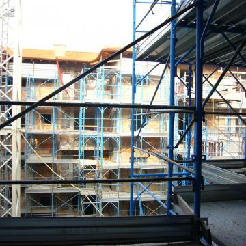 Progettazione strutturale Calcestruzzo_Intervento in Seriate (Bg)