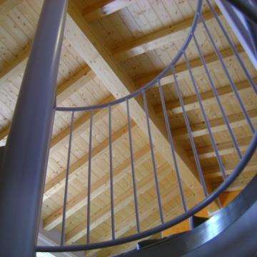 Progettazione e Realizzazione di Interni Ceroni Costruzioni: abitazione in Zogno