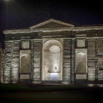 Fontana Porta S. Agostino-Bergamo Alta