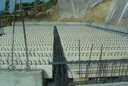 Progettazione strutturale Calcestruzzo_Intervento in Salò (Bs)