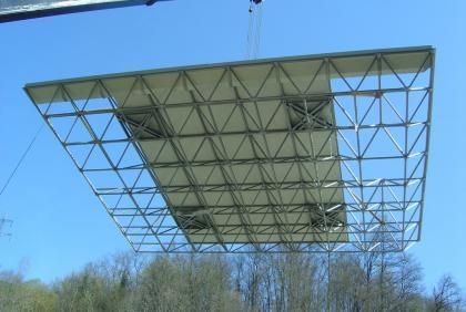 Progettazione strutturale acciaio Ceroni Costruzioni
